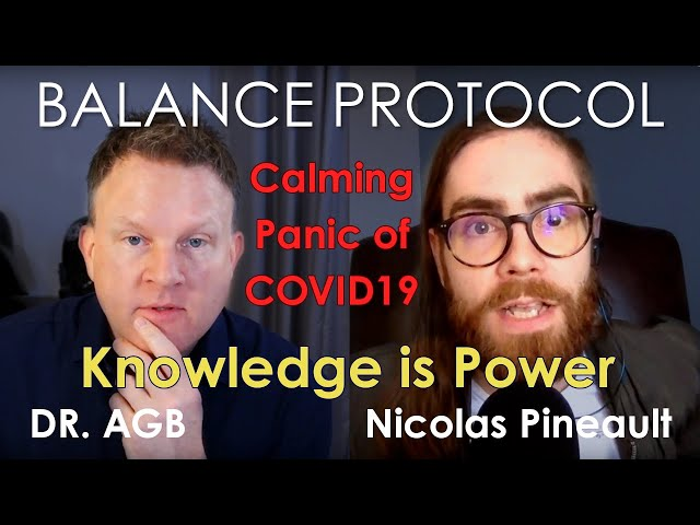 Calming Panic of COVID19 ~ Knowledge is Power
