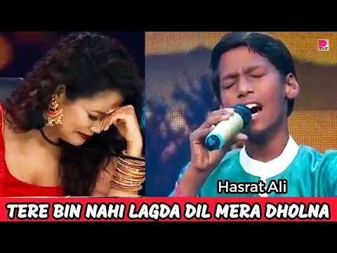 Tere Bin Nahi Lagda  Dil Mera Dholna | Hasrat Ali Khan | Neha Kakkar