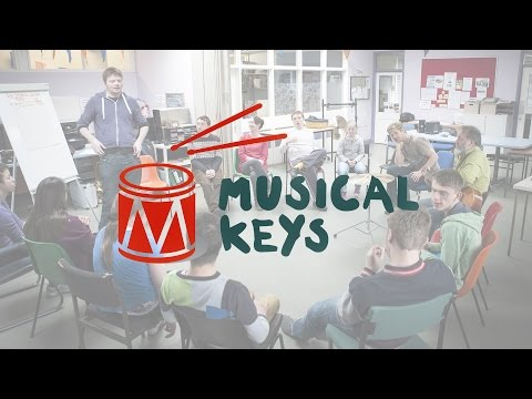 Musical Keys promotional film