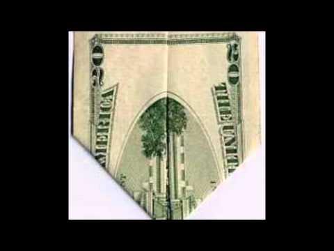 le message secret des billets Américains