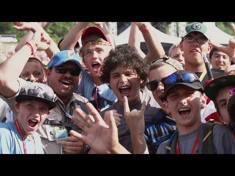 2017 National Scout Jamboree App - Be Prepared to Live Scouting's Adventure!