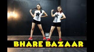 Bhare Bazaar Dance Cover   Namaste England   Arjun, Parineeti   Badshah   MJDi