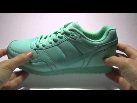 Обзор женских кроссовок Nike