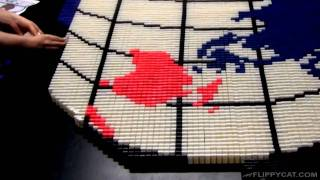 Where In The World Are You? (14000 Dominoes)