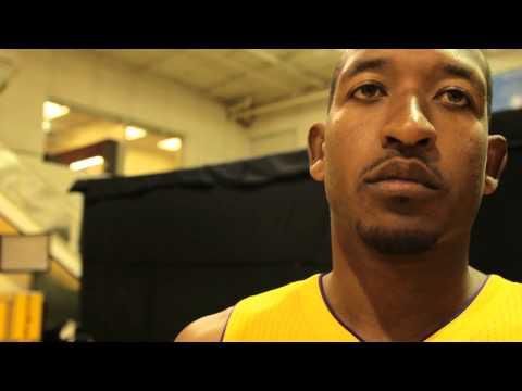 Chris Duhon talks Lakers during Media Day