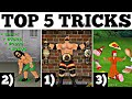 Gambar cover mdickie: top 5 secret tricks.