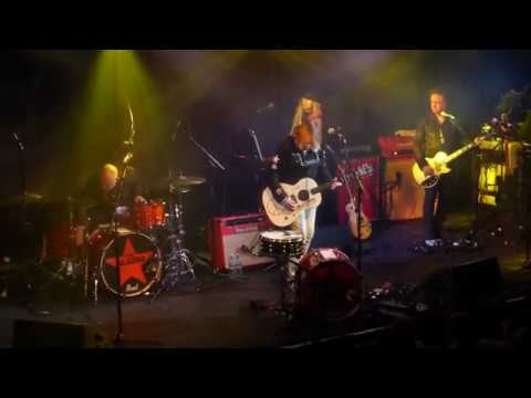 The Alarm: live in Edinburgh 7th October 2017
