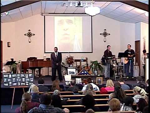 Jon Robert Fisher Memorial Service Part 1
