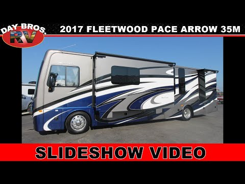 2017-fleetwood-pace-arrow-35m-rv-slideshow-video