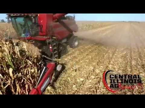 Harvest 2015 with Central Illinois Ag