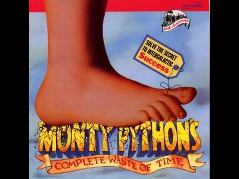 Monty Python's Complete Waste of Time