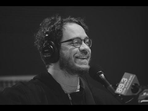 Amos Lee - Low Down Life (Live on 89.3 The Current)