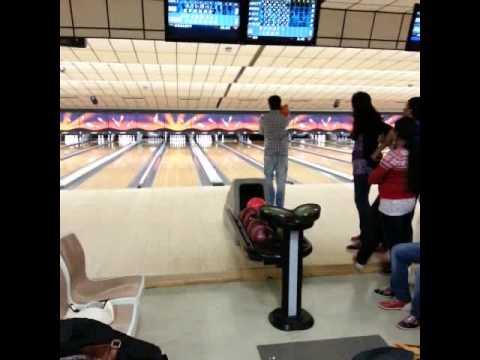 Barney Rubble Bowling