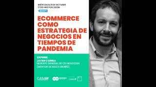 WebinarW: Ecommerce como herramienta de negocios en tiempos de pandemia