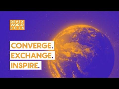 Devex World 2018: Data Revolution