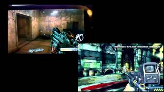 Nvidia Shield vs PS Vita Graphics Comparison