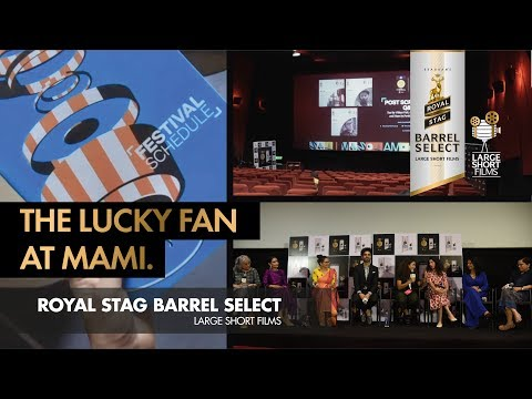 The Lucky Fan at MAMI | Royal Stag Barrel Select Large Short Films