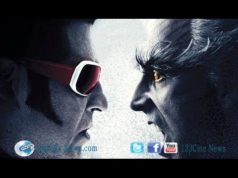 2.0 is Asia's second costliest film| 123 Cine news | Tamil Cine news Online