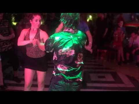 00172 ZoukMX 2016 Social dance Sarah and Kamacho ~ video by Zouk Soul