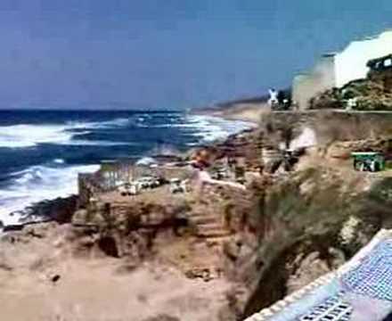 Tanger 2008 gros hercules achakar strand beach new youtube for Tanger amsterdam
