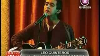 Leo Quinteros - La Enredadera (Sin Dios Ni Late 2008)