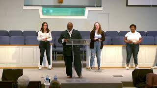 Blessed and Highly Favored, Pt. 3 | FBCIT East Campus | Dr. Alvin Summers