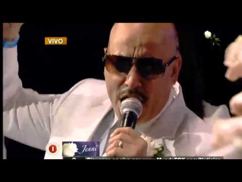 Lupillo Rivera despide a Jenni Rivera