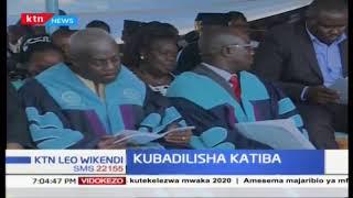 Francis Atwoli ataka mabadiliko kwenye katiba kabla ya uchaguzi wa mwaka 2022