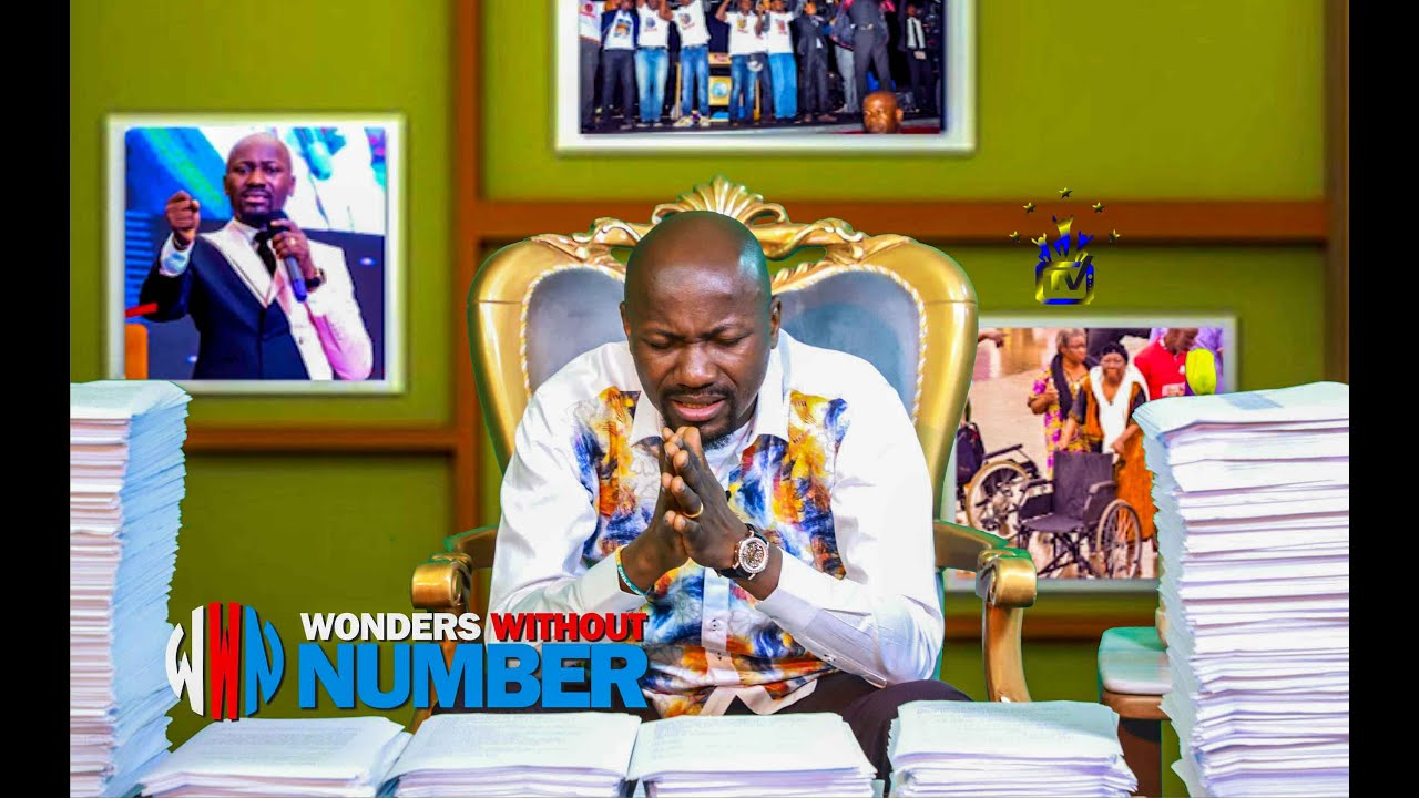 Download Apostle Suleman LIVE::🔥OH GOD ARISE!!! (WWN #Day7 - October Second Edition) 15th Oct. 2021