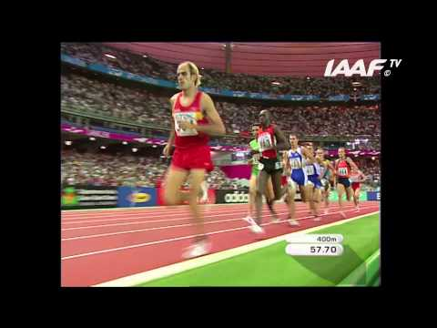 Uncut - 1500m Men Final Paris 2003