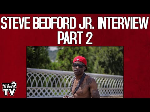 Steve Bedford Jr. Says Most Artist Don't Need Managers And Talks About Chattanooga's Rap Scene