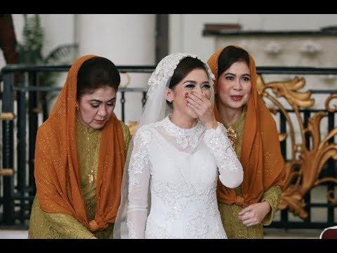 Video Dokumenter Pernikahan adat Palembang Marinton dengan Henny