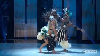 SYTYCD Jensen and Jay Jay Week Four Tahitian Routine (720p HD)