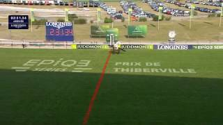 Vidéo de la course PMU PRIX DE THIBERVILLE