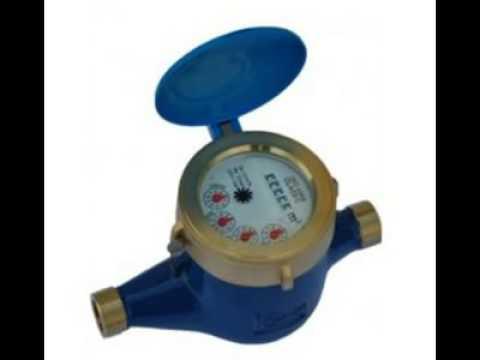 Rotary Piston Volumetric Dry Type Water Meter for sale
