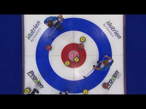 Alberta Provincial Curling Championship: Men's Semi-Final Highlights