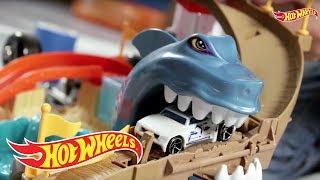 Shark Escape | @Hot Wheels