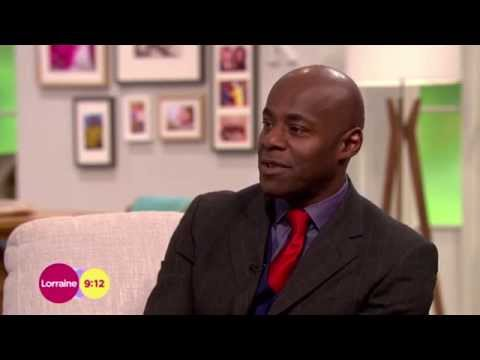Paterson Joseph On The Premise Of Safe House  Lorraine