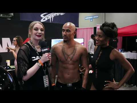 CAM4 Takes over Exxxotica New Jersey!