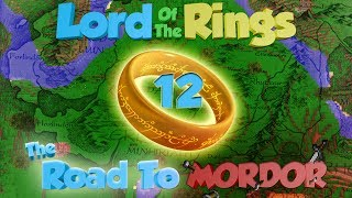 Minecraft Lord of the Rings: The Road to Mordor Ep.12 - TrollShaws