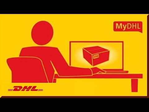 DHL Korea_MyDHL