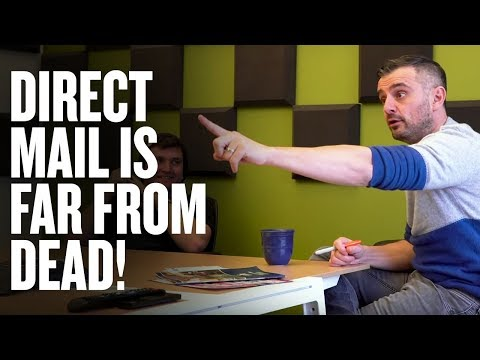 Why Direct Mail Marketing Is Far From Dead | Empathy Wines Barter Meeting