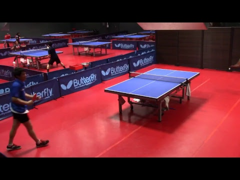 SPTTC Table Tennis League Live Stream 01/27/2018