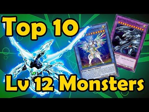 Top 10 Level 12 Monster in YuGiOh
