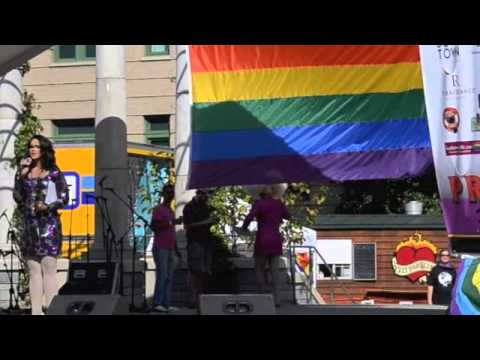 Gay Pride Asheville NC 2013
