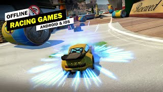 Top 10 Best Offline Racing Games For Android & iOS 2020!