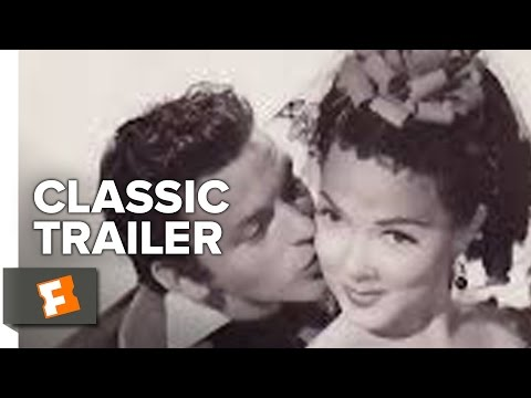 Random Movie Pick - The Kissing Bandit (1948) Official Trailer - Frank Sinatra, Kathryn Grayson Movie HD YouTube Trailer