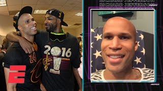 Richard Jefferson breaks down the Cavs' 3-1 comeback in the 2016 NBA Finals | Highlights with Omar