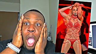 BRITNEY SPEARS- BILLBOARD MUSIC AWARDS 2016 (REACTION)