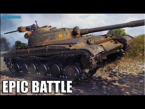 Эпик ТАЩИЛОВО на Объекте 430 ✅ World of Tanks лучший бой